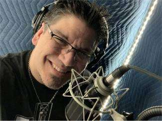 Joshua Alexander Professional Male Studio Voiceover Artist Seattle