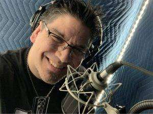 Joshua Alexander Professional Seattle Voiceover Voice Actor Talent Artist Neumann Mic