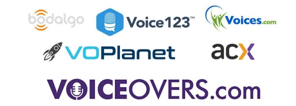 P2P Voiceover Marketplaces