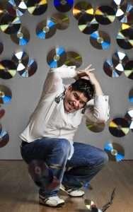 Falling Discs