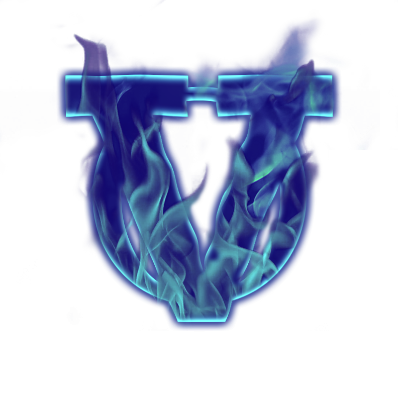Burning Blue Logo