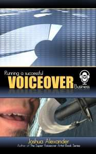 Running A Successful Voiceover Business Book